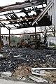 Barn fire at Lower Wangfield Farm, Curdridge - geograph.org.uk - 325743.jpg