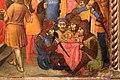 Barnaba da modena, crocifissione, 1375 ca. 03 veste di cristo.jpg