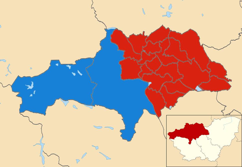 Barnsley wards 2015