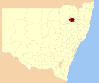 Barraba Shire Local government area in New South Wales, Australia