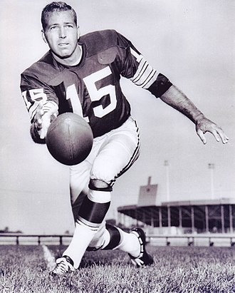 Bart Starr - Starr in 1960s