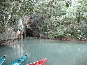 Barton Creek Cave - Barton Creek Cave