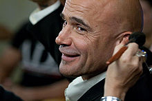 Bas Rutten Strikeforce weign in.jpg
