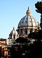 Basilica di San Pietro - Vaticano - panoramio.jpg