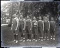 Basketball Team, 1917, Saint Louis College, sec9 no1522 0001, from Brother Bertram Photograph Collection.jpg