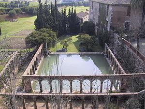 Esplugues de Llobregat - Pool of Can Clota