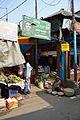 Bazaar Gate 1 - Ranihati-Amta Road and Melai Bari Lane Junction - Amta - Howrah 2015-11-15 7143.JPG