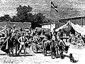 Bazaar in Zugdidi (Pranishnikoff, 1884).jpg