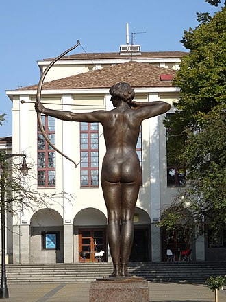 The Archer (Lepcke) - Image: Bdg Luczniczka 4 8 2015