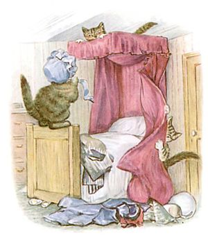 Beatrix Potter - The Tale of Tom Kitten - Illustration from p 74.jpg