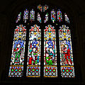 Beauchamp Roding - St Botolph's Church - Essex England - chancel Gothic Revival east window.jpg