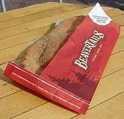 Beaver tail pastry in Ottawa (cropped).jpg