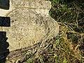Beckstein Kleindenkmal 04 Emmelesbild Empire-Stil Marienkrönung Dreifaltigkeit Rundsäule St.-Nikolaus-Relief - Bild 07.jpg
