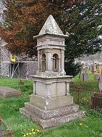 Bedd John Gardner Wilkinsons grave (geograph 2346271).jpg