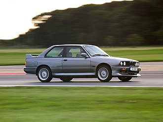 BMW M3 - BMW M3 Evolution II