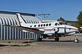 Beech 100 King Air 'N503AB' (13980136643).jpg