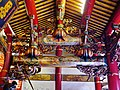 Beigang Beigang Chaotian Temple Untere Halle Decke 4.jpg