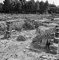 Beit yerah Archeologische resten van een industrieel complex met op de voorgron, Bestanddeelnr 255-4130.jpg