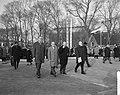 Bekende journalisten viertal bruggen in gebruik gesteld, Meyer Sluyser opende ve, Bestanddeelnr 917-1908.jpg