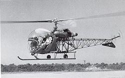 Bell 47 XH-13F experimental bw.jpg
