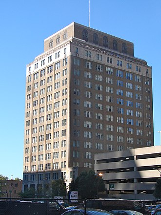Bell Telephone Company Building (Philadelphia) - Image: Bell Tel Co Philly Arch
