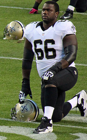 Ben Grubbs - Grubbs in the 2012 NFL season.