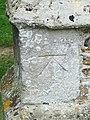 Bench Mark - geograph.org.uk - 847010.jpg