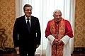 Benedykt XVI oraz Bronisław Komorowski 3.jpg