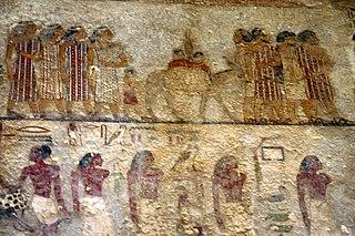 Découverte Vieille de 2 000 ans Avant les Pharaons ! Archéologie - Égypte 320px-Beni-Hassan-Asiatiques1