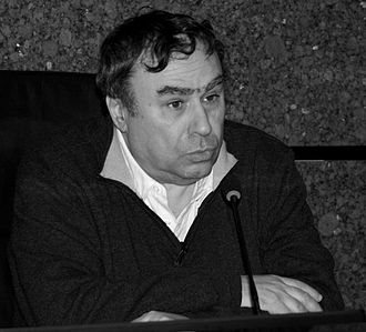 Benjamin Stora - Benjamin Stora in 2012