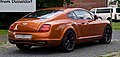 Bentley Continental Supersports – Heckansicht, 18. Juli 2012, Düsseldorf.jpg