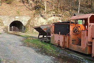 Fell Exhibition Slate Mine mine