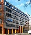 Berlin, Mitte, Jaegerstrasse 52-53, Botschaft Belgien.jpg