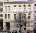 Berlin, Mitte, Rheinsberger Strasse 73, Mietshaus 01.jpg