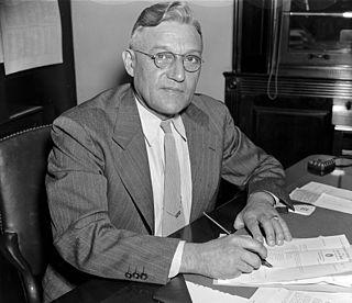 Bernard J. Gehrmann American politician