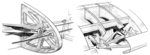 Bernard 60T detail L'Aéronautique November,1929.png