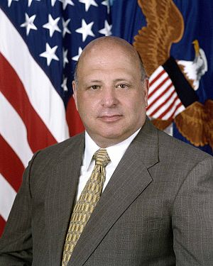 Bernard D. Rostker - Image: Bernard Rostker