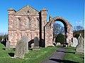 Berwickshire, COLDINGHAM, Coldingham Priory (35964550806).jpg