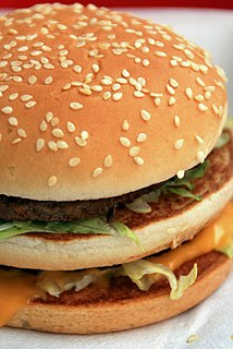 Big Mac Index informal way of measuring the purchasing power of two currencies
