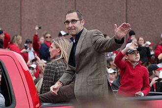 John Mozeliak - Mozeliak during the 2011 World Series parade