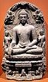 Bihar, buddha che chiama la terra a fare da testimone, da tetravan, ix secolo.jpg