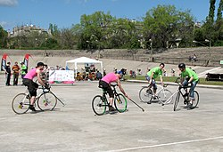 Cycle polo - Wikipedia, the free encyclopedia