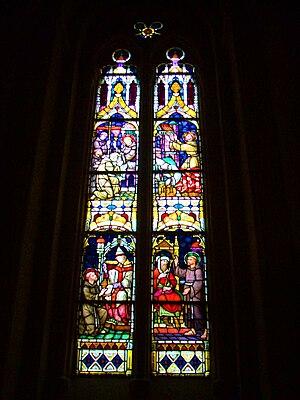 English: Iglesia de San Francisco de Asís, Bil...