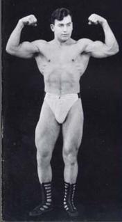 Bill Good (weightlifter) American weightlifter