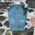 Birmingham Friends Meetinghouse, PA - infomation plaque.jpg