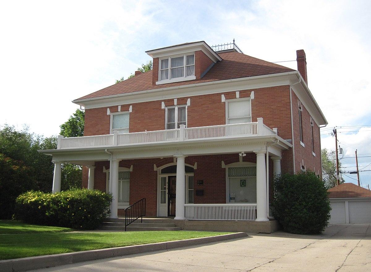 Bishop House Casper Wyoming Wikipedia