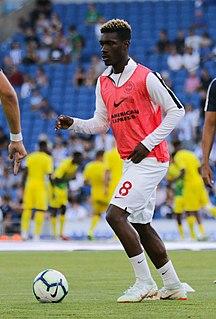 Yves Bissouma Malian professional footballer