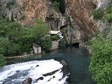 Blagaj - source of the Buna river.jpg