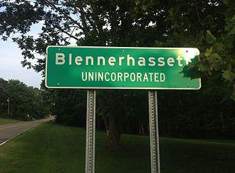 Blennerhassett, West Virginia - Blennerhassett, WV.