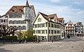 Blick vom Gallusplatz in die Gallusstrasse in St. Gallen - 2017.jpg